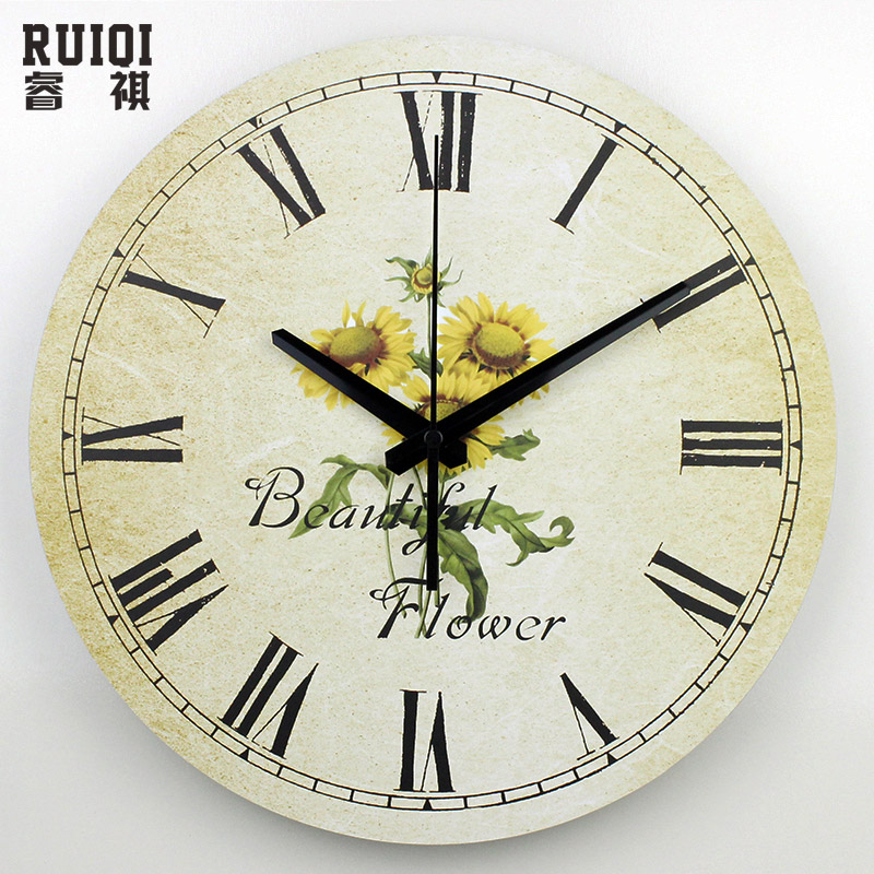 fashion home decoration silent wall clock roman numerals quartz home watch wall modern living room wall decor clock gift